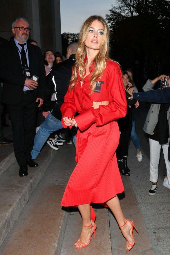 Doutzen Kroes 2019 : Doutzen Kroes – LOreal Paris Fashion Show SS 2020 at Paris Fashion Week-04