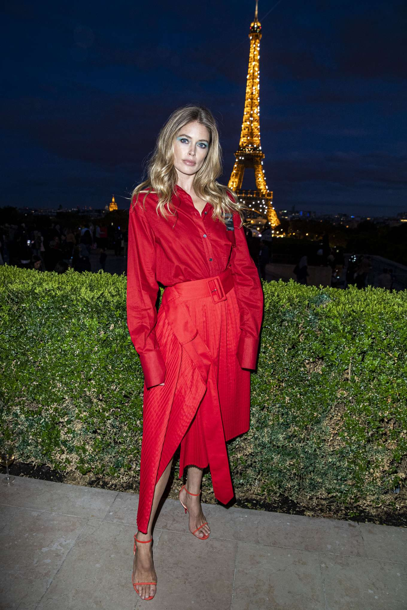 Doutzen Kroes 2019 : Doutzen Kroes – LOreal Paris Fashion Show SS 2020 at Paris Fashion Week-09