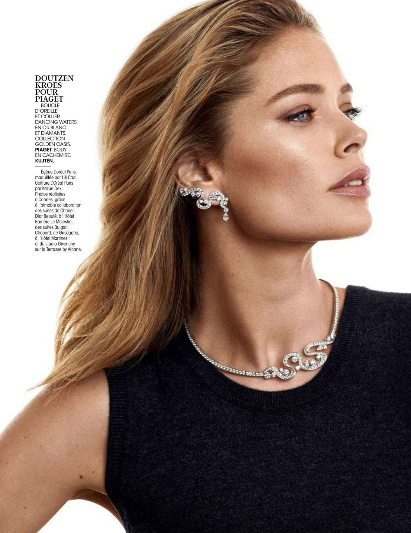 Doutzen Kroes - Madame Figaro Magazine (December 2019)