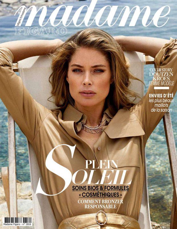 Doutzen Kroes: Madame Figaro 2019-10