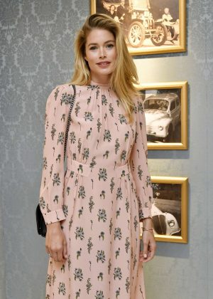 Doutzen Kroes - Miu Miu Dinner at Haute Couture Fashion Week in Paris