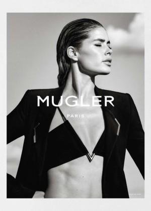 Doutzen Kroes - Mugler Spring/Summer 2016 Campaign