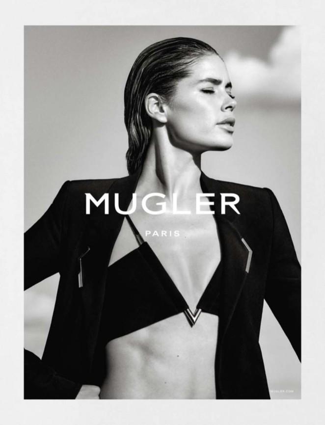 Doutzen Kroes – Mugler Spring/Summer 2016 Campaign