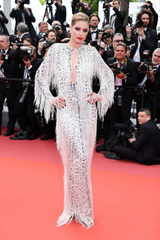 Doutzen Kroes - 'Once Upon A Time In Hollywood' Premiere at 2019 Cannes Film Festival