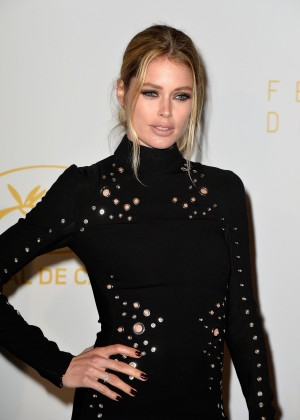 Doutzen Kroes - Opening Ceremony Dinner at 2015 Cannes Film Festival in France