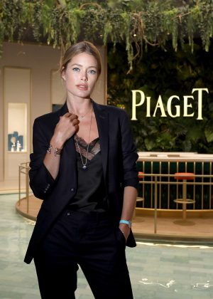 Doutzen Kroes - Piaget Dinner at SIHH 2018 in Geneva
