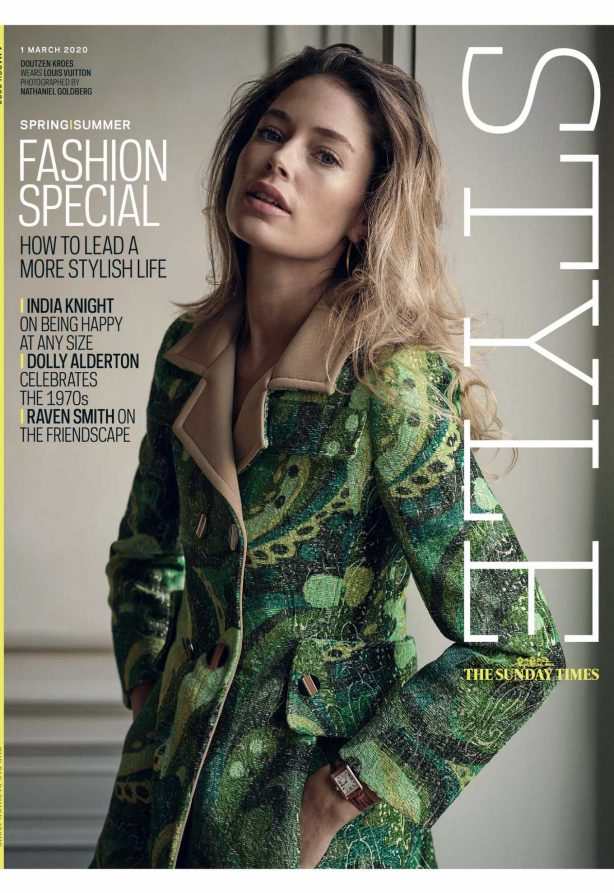Doutzen Kroes - The Sunday Times Style Magazine (March 2020)
