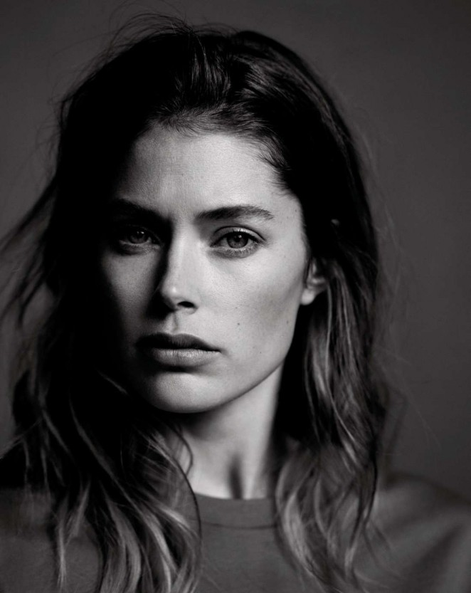Doutzen Kroes: Twin Magazine 2015 -04