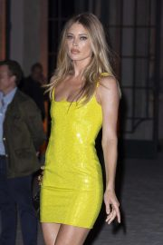 Doutzen Kroes - Versace Fashion Show SS 2020 at Milan Fashion Week