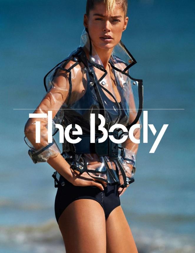 Doutzen Kroes - Vogue France Magazine (May 2015)