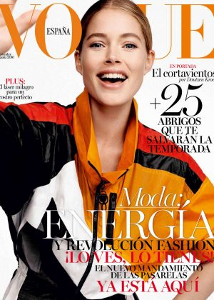 Doutzen Kroes - Vogue Spain Magazine (November 2016)
