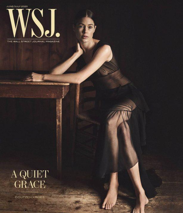 Doutzen Kroes - Wall Street Journal Magazine (June/July 2020)