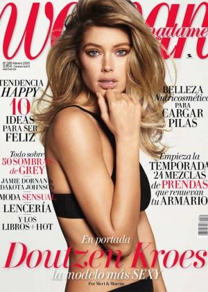 Doutzen Kroes - Woman Madame Figaro Cover Magazine (February 2015)