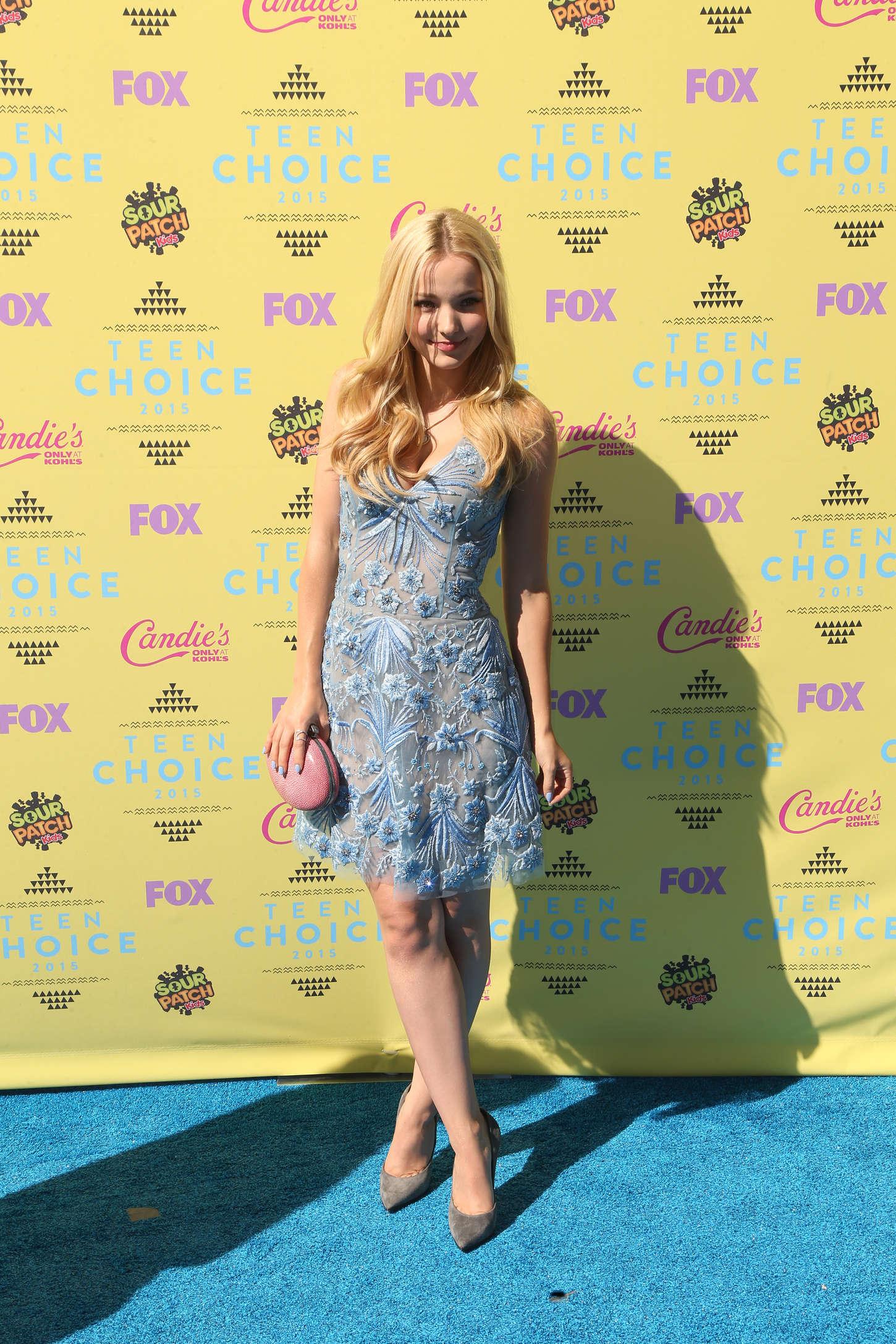 Dove Cameron 2015 : Dove Cameron: 2015 Teen Choice Awards -04