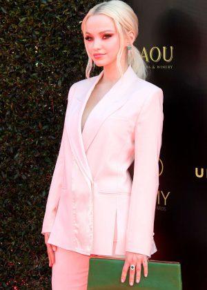 Dove Cameron - 2018 Daytime Creative Arts Emmy Awards in LA