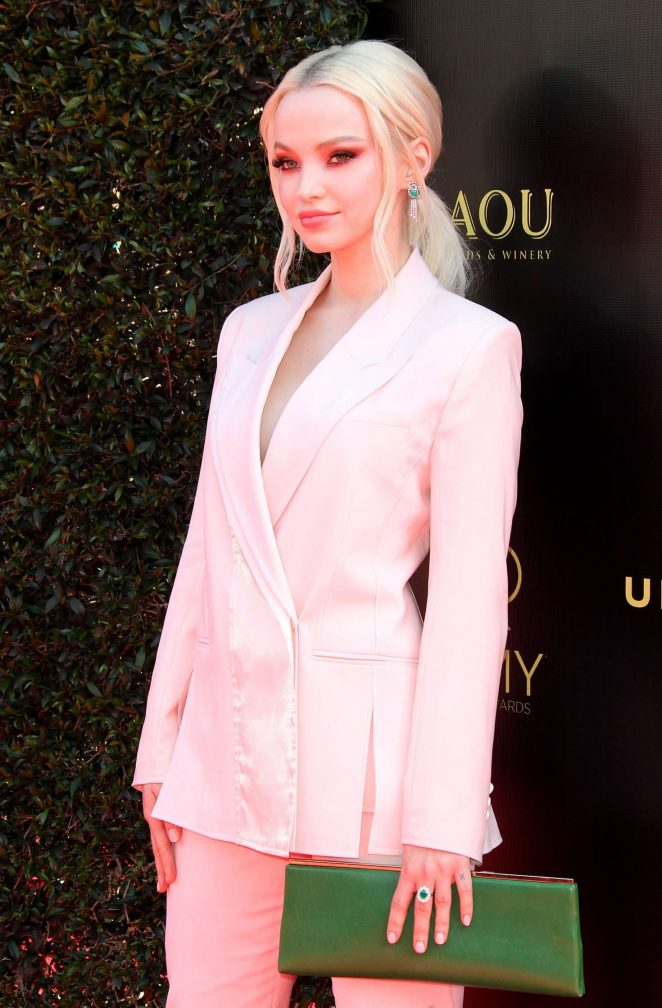 Dove Cameron - 2018 Daytime Creative Arts Emmy Awards in LA