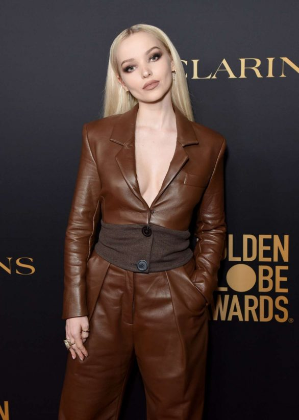 Dove Cameron - 2019 HFPA And THR Golden Globe ambassador party in West Hollywood
