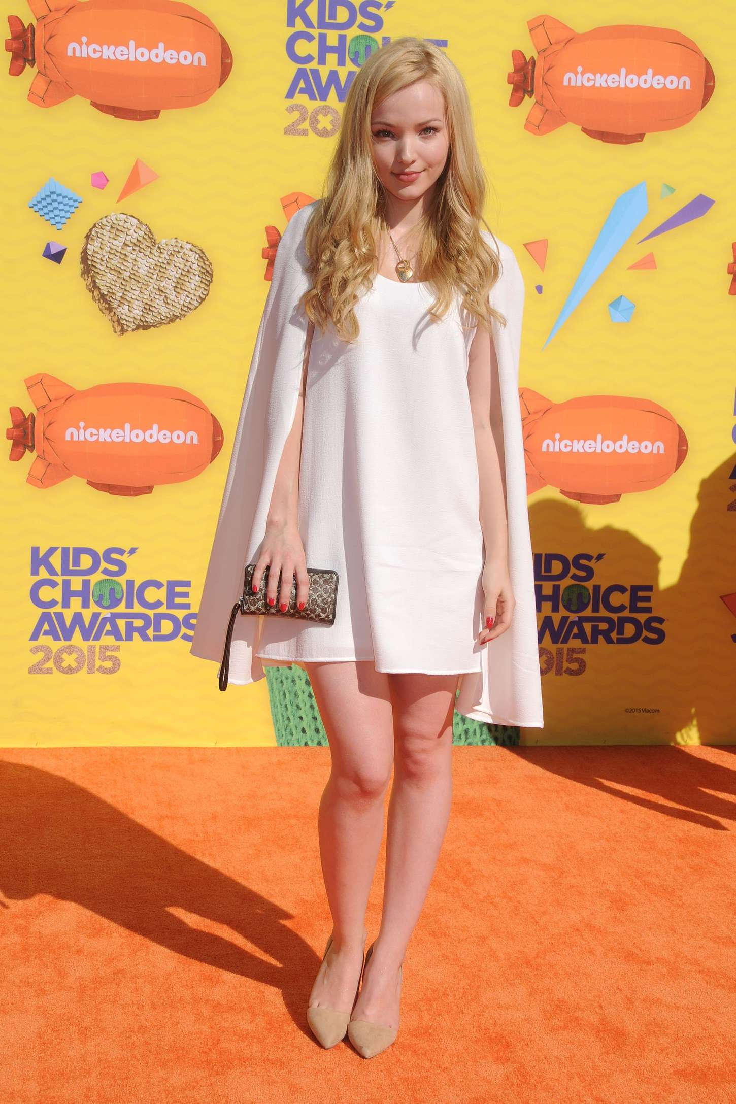Dove Cameron 2015 Nickelodeon Kids Choice Awards 06