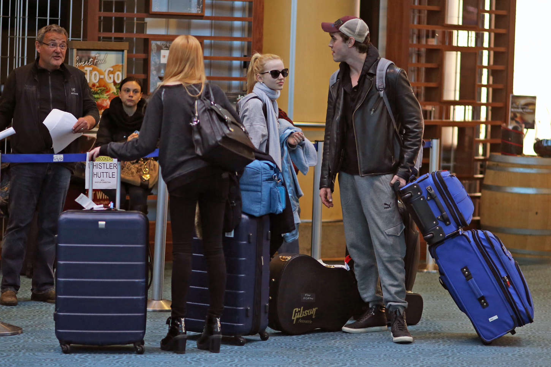 Dove Cameron 2015 : Dove Cameron – Airport in Vancouver -03