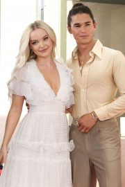 Dove Cameron - Attends Kenny Ortega's Hollywood Walk of Fame Ceremony