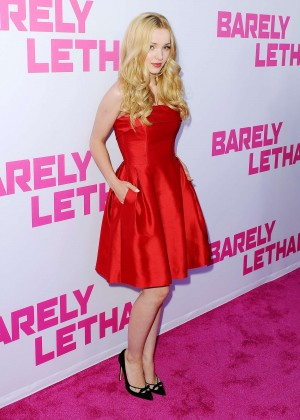 Dove Cameron - 'Barely Lethal' Premiere in Hollywood