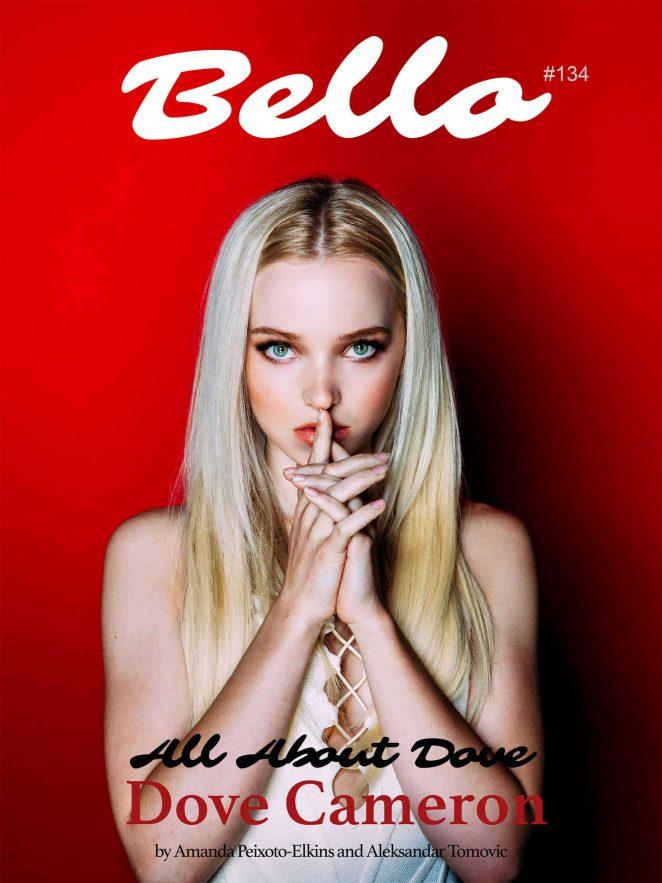 Dove Cameron - Bello Magazine (October 2016)