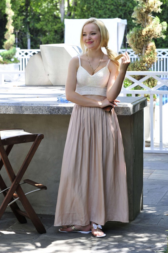 Dove Cameron - Michael Simon Photoshoot in Beverly Hills