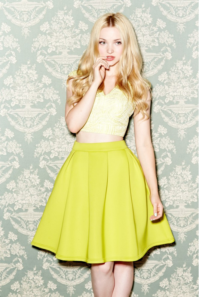 Dove Cameron by Paul Smith Promo Photoshoot 2015
