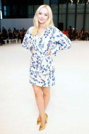 Dove Cameron - Carolina Herrera Fashion Show 2020 in New York