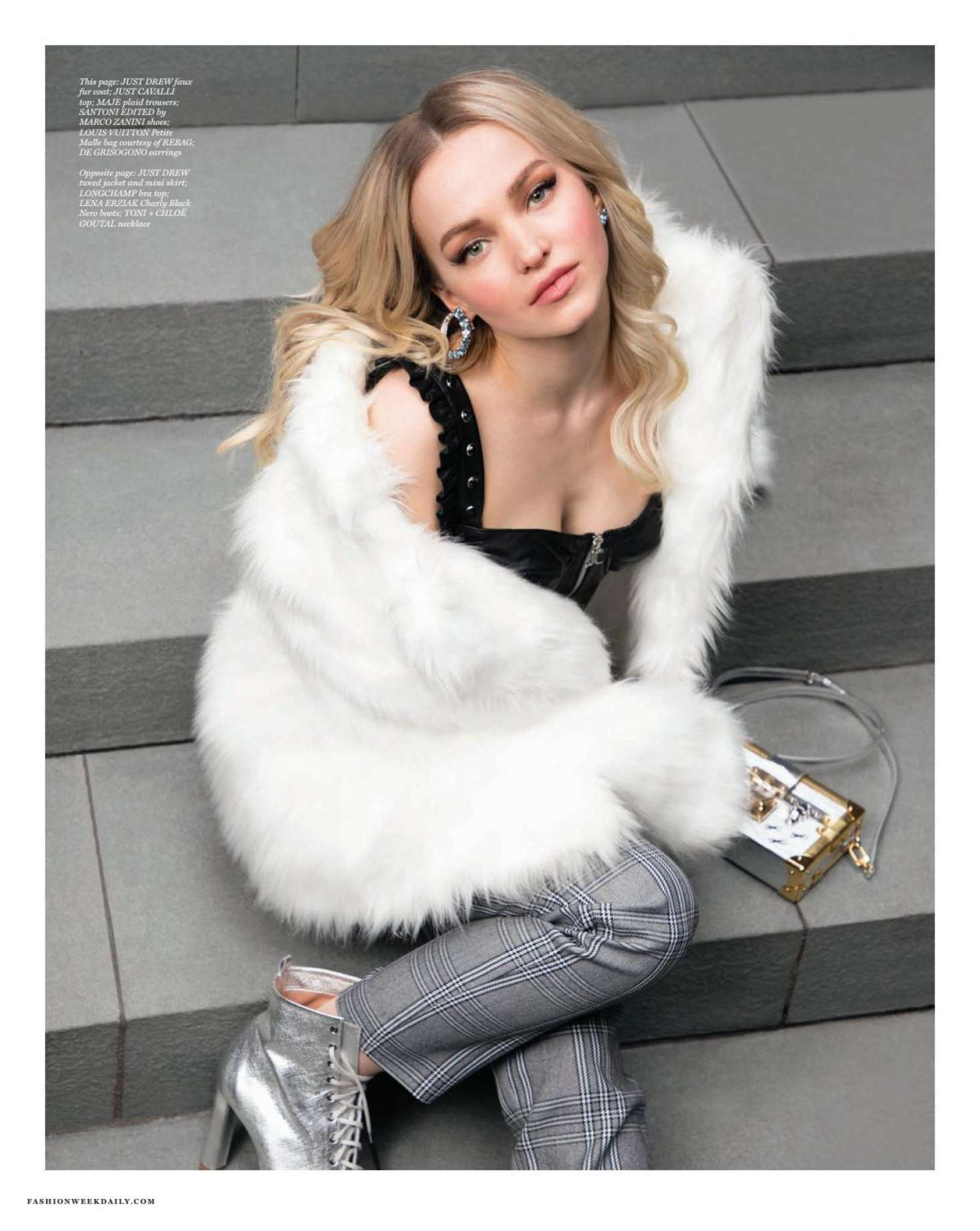 Dove Cameron - Daily Front Row Magazine (February 2019)