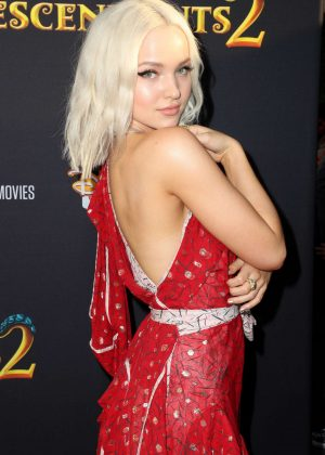 Dove Cameron - 'Descendants 2' Premiere in Los Angeles