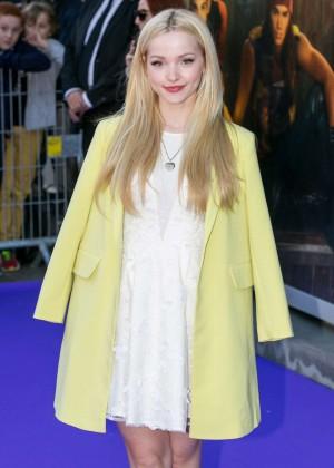 Dove Cameron - 'Descendants' Premiere in Paris