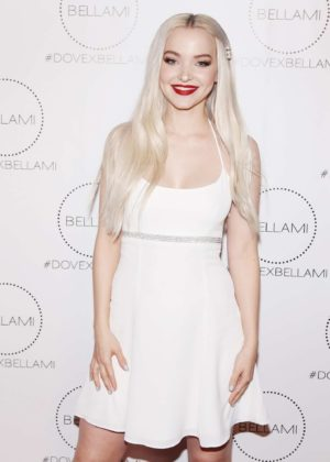 Dove Cameron - Dove x BELLAMI Collection Launch Party in Culver City