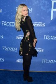 Dove Cameron - 'Frozen' Premiere in Hollywood