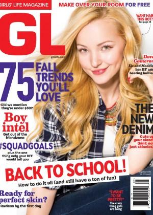Dove Cameron - Girl's Life Magazine (August 2015)