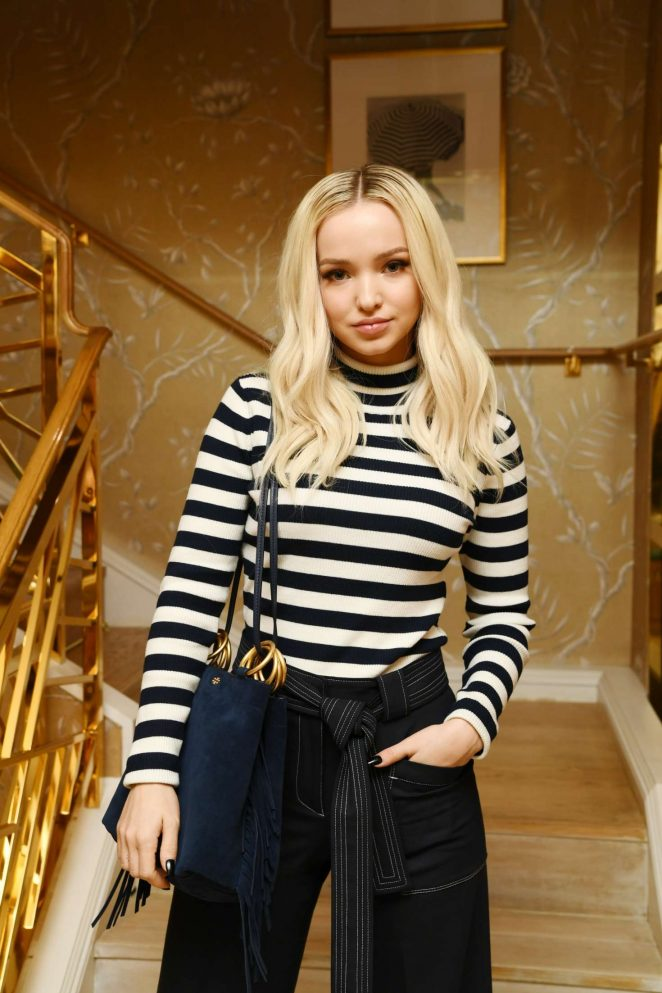 Dove Cameron - Glamour x Tory Burch Women To Watch Lunch in LA