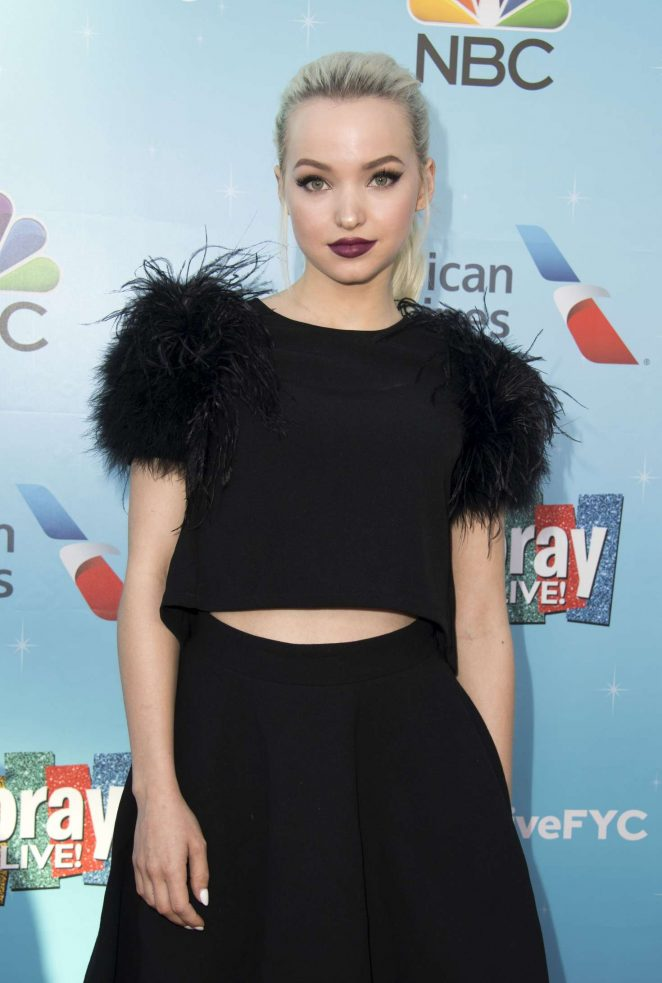 Dove Cameron - 'Hairspray Live!' FYC Event in North Hollywood