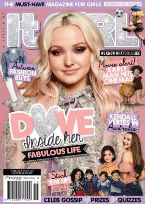 Dove Cameron - It GiRL Magazine (May 2018)