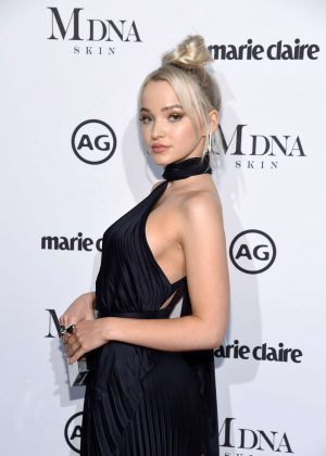 Dove Cameron - Marie Claire Image Makers Awards 2018 in Los Angeles