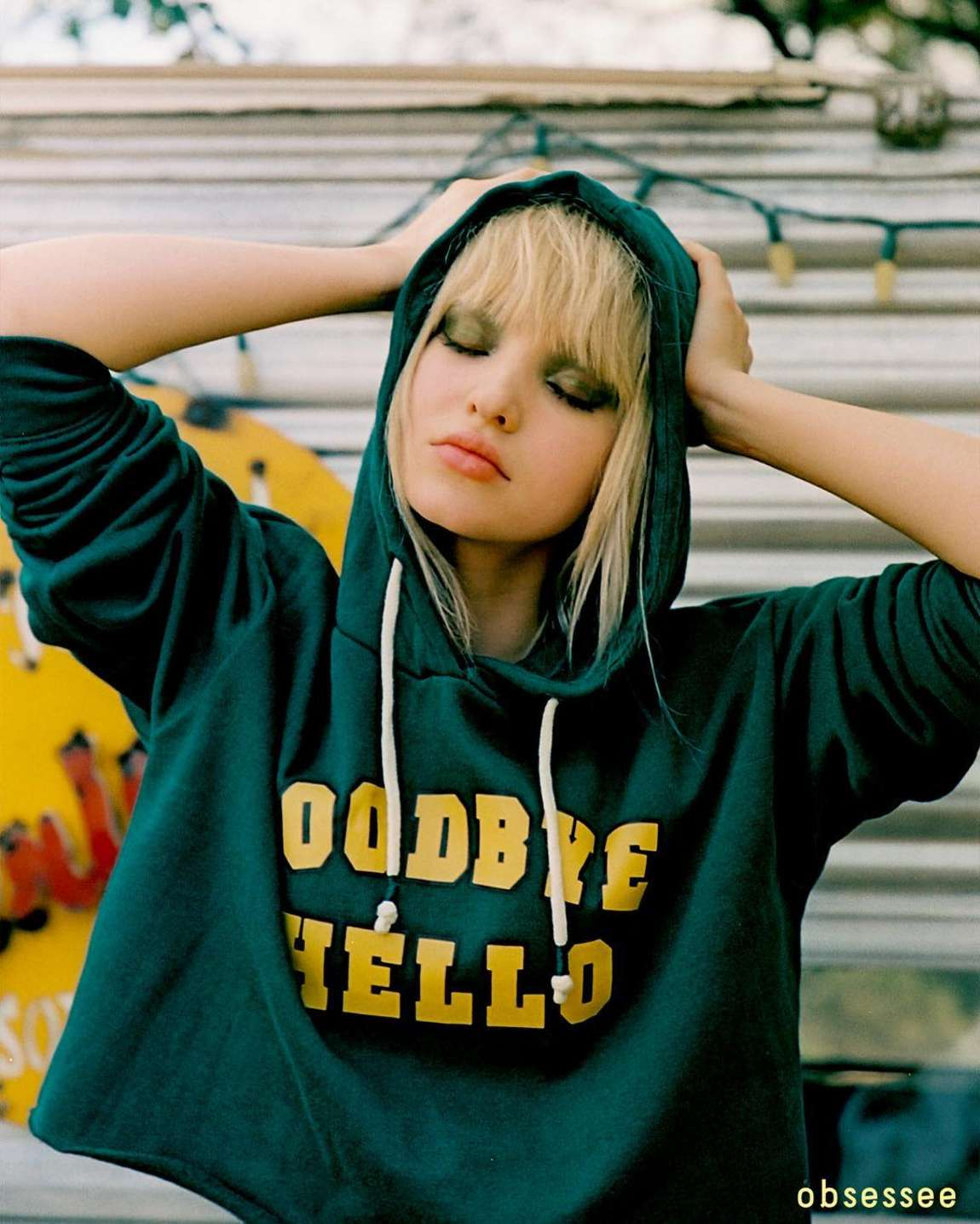 Dove Cameron - Obsessee Magazine (December 2016)