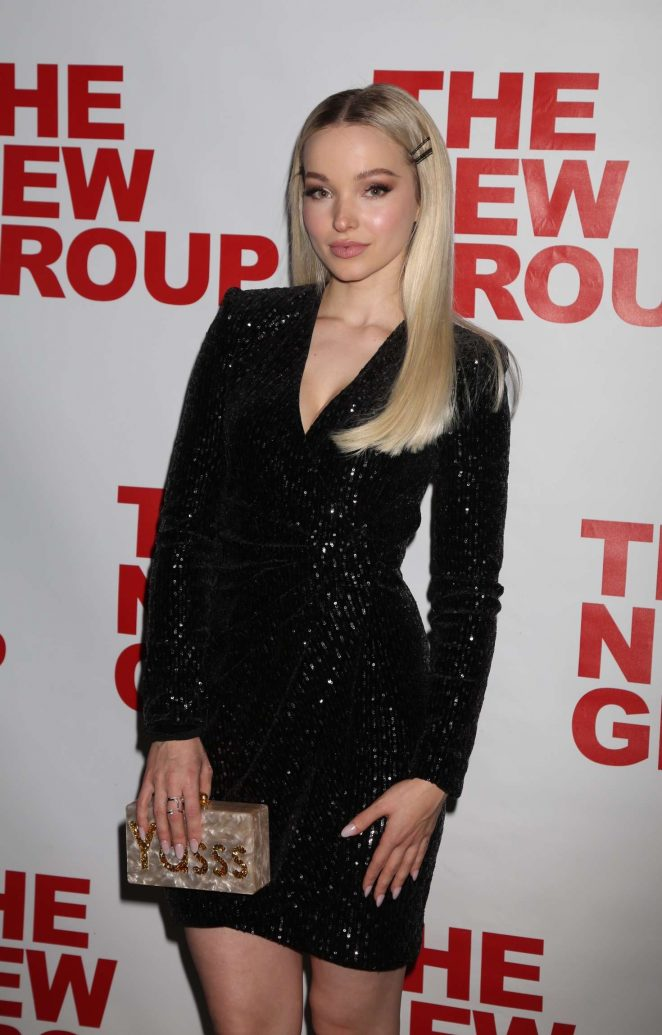 Dove Cameron - Opening Night party for Clueless The Musical in NY