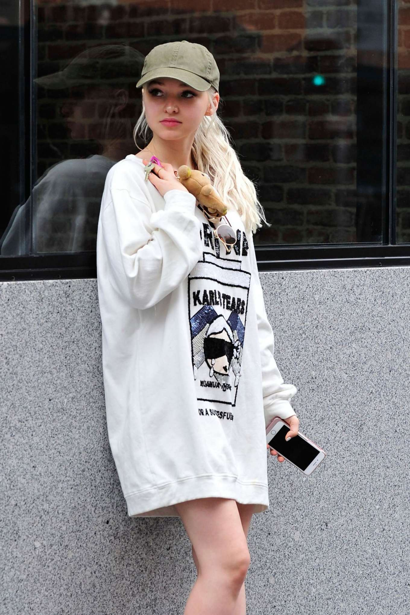 Dove Cameron Out in Los Angeles