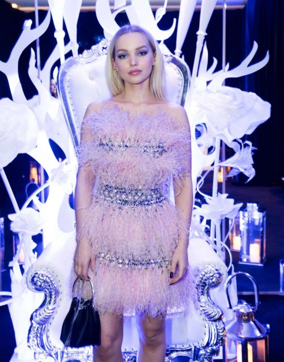 Dove Cameron - Ralph and Russo Party in Paris