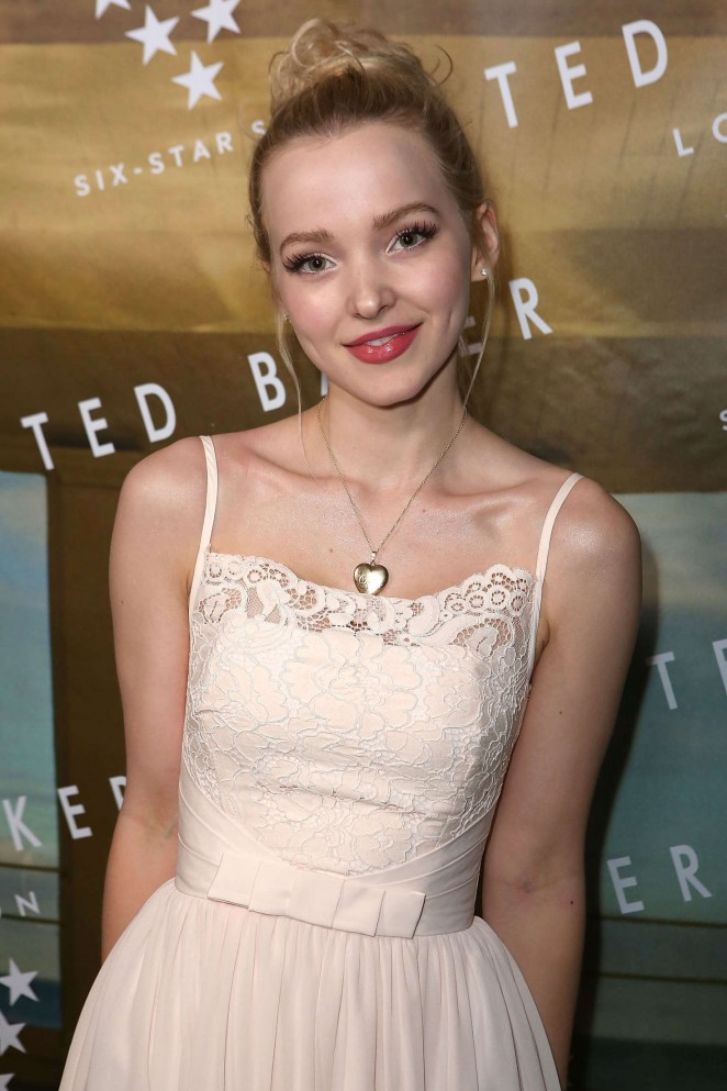 Dove Cameron - Ted Baker London SS 2016 Launch Event in West Hollywood