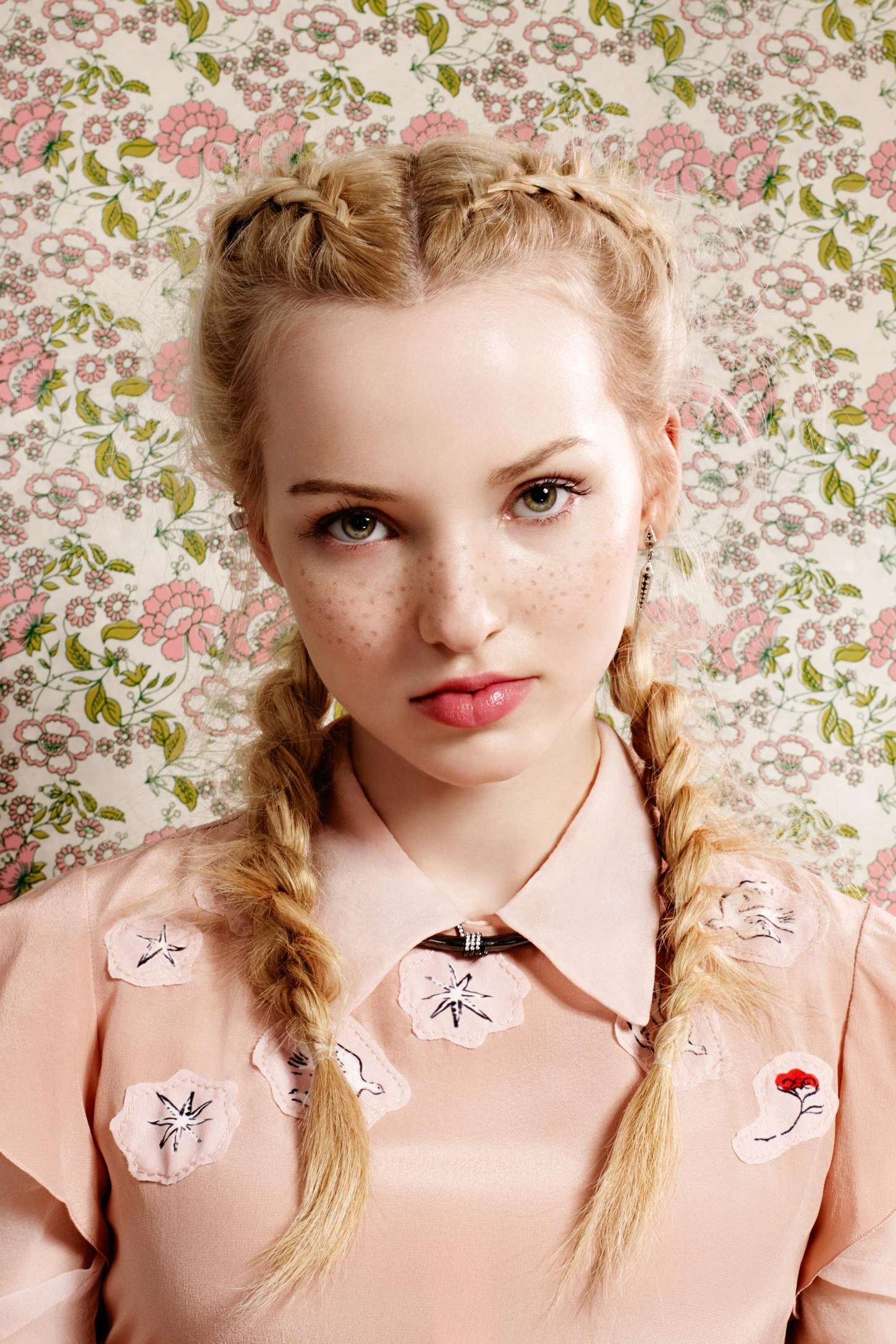 Dove Cameron Teen Vogue Photoshoot 2015 02 Gotceleb