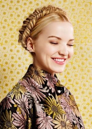 Dove Cameron - Teen Vogue Photoshoot 2015