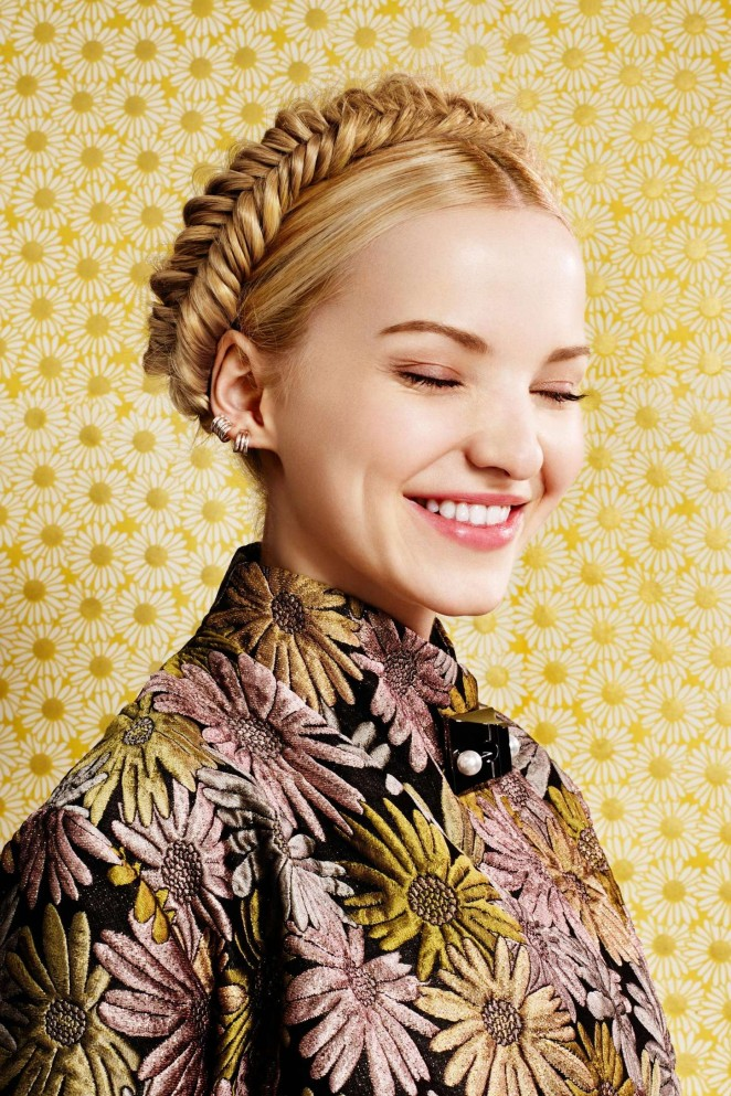 Dove Cameron - Teen Vogue Photoshoot 2015