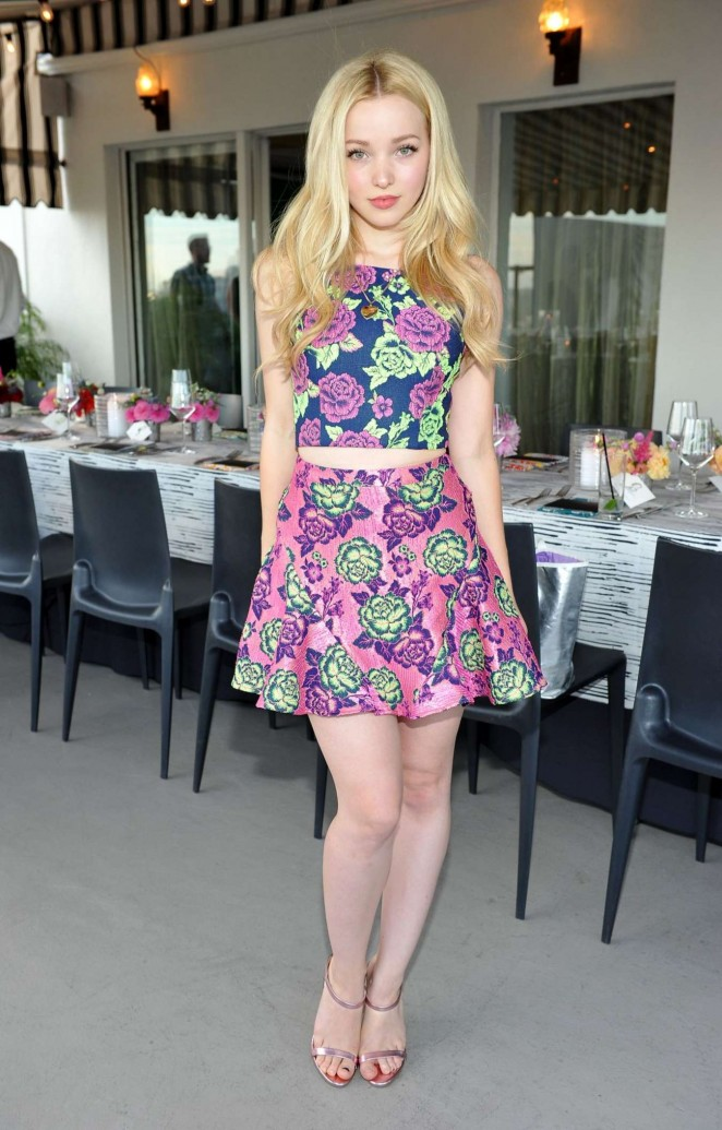 Dove Cameron - Teen Vogue''s Back-to-School Dinner Party in Los Angeles