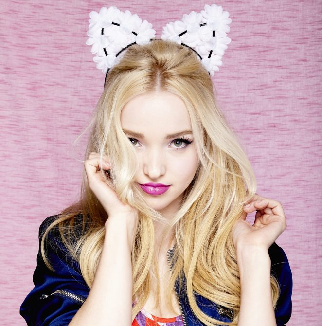 Dove Cameron - TigerBeat Magazine (May/June 2016) adds