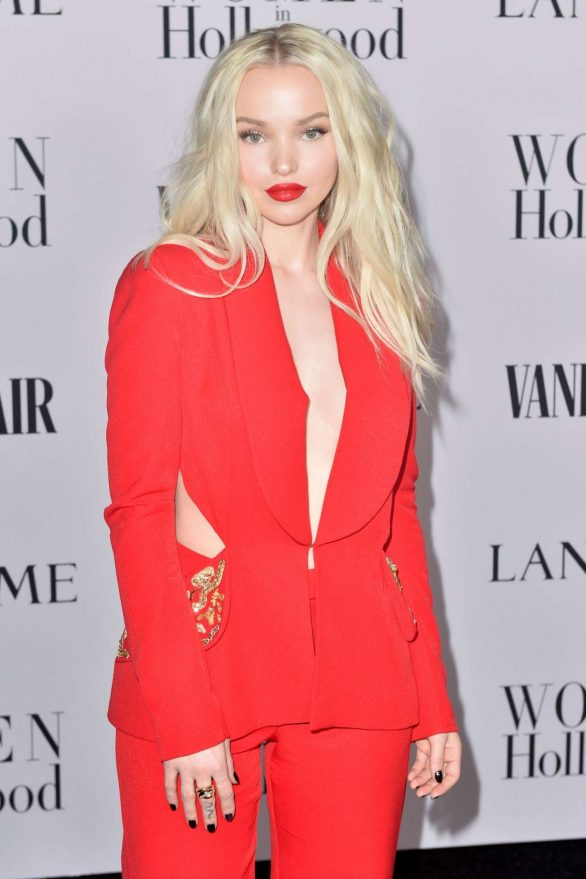 Dove Cameron - Vanity Fair and Lancome Women In Hollywood Celebration in West Hollywood